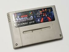 Super Famicom Kikou Keisatsu Metal Jack Japan SFC games US Seller