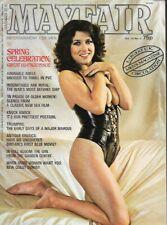 Men's Mayfair Magazine Volume 14 No 4, Adele Bowman