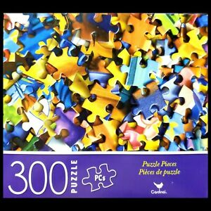 300 Piece Jigsaw Puzzle Cardinal 14 in x 11 in,. Picture Puzzle Pieces
