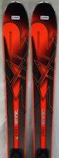 16-17 K2 Ikonic 85Ti Used Men's Demo Skis w/Bindings Size 163cm #230465