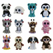 "Ty Beanie Boos 6"" Babie Baby Boo NEW Beanie Boos Collection Plush Stuffed Toys"
