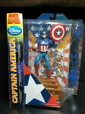 Captain America  2012 Marvel Select Series Special Collector Edition