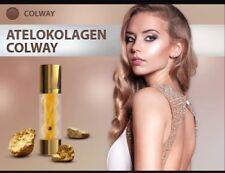 ⭕Colway Anti-Age Atelokolagen50ml Natural Collagen+  product sample+brochure