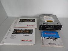Original Autoradio Navi CD  Becker  Traffic Pro BE 4730 Ford mit Code