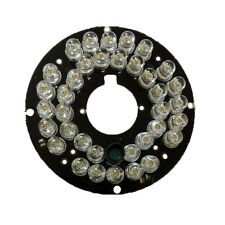 Infrared 36 IR LED Board for CCTV Security Cameras Night vision Diameter 57mm