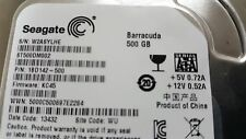 "HARD DRIVE 500GB SATA  7200RPM 3.5"" for Desktop, Western / HITACHI / Seagate"