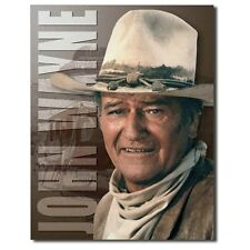 Sign - John Wayne with Stagecoach Man Cave Garage Shed Tool Room Mens Gift