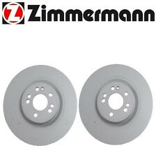 Mercedes W163 ML430 etc Set of 2 Front Brake Discs; COAT Z 1634210512 L & R