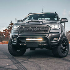 Ford Ranger & Everest Lower Grill LED Light Bar Mounting Bracket MK2