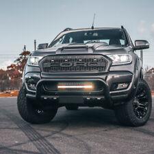Ford Ranger & Everest Lower Grill LED Light Bar Mounting Bracket MK2 STEDI