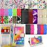 For Lenovo P2 -Wallet Leather Case Flip Stand Book Cover + Screen Protector