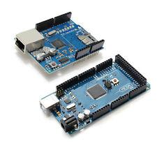 Ethernet Shield W5100 + Mega2560 R3 ATmega2560-16AU Kit For Arduino