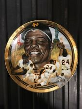 1992 The Hamilton Collection The Legendary Willie Mays The Best Of Baseball