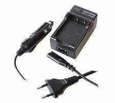 Ladegerät für Panasonic Lumix DMC-TZ6 DMC-TZ7 DMC-TZ10 DMC-TZ18 DMC-TZ22