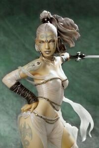 Fantasy Figure Gallery Sexy Cast-Off Statue Ritual by Luis Royo YamatoUS NEW