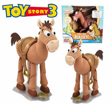 Disney Pixar Toy Story Signature Collection Woody's Horse Talking Bullseye Dolls