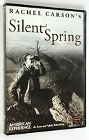 DVD RACHEL CARSON'S SILENT SPRING 1993 NTSC English