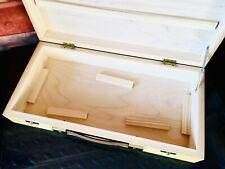 More details for studio 49 k1 wooden storage / transport case for agd alto glockenspiel diatonic