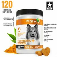 Advanced Organic Turmeric Dog Joint Pain Support