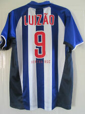 Hertha Berlin 2002-2003 Luizao Home Football Shirt Size 152-158cm / 39241