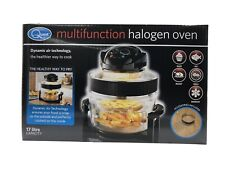 Quest Electric Multi-function Halogen Oven,Fry, Grill, Defrost, Bake,Roast 43850