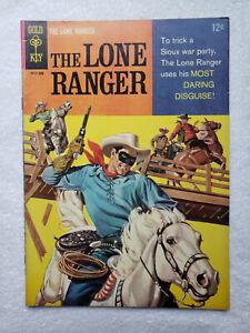 Lone Ranger #3 (Mar 1966, Gold Key) [VG/FN 5.0] Second Printing