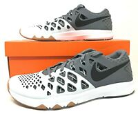 Nike Train Speed 4 Pure Platinum/Black-Cool Grey Mens Gym Training 843937 005