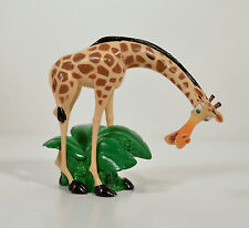 "2005 Melman Giraffe 3.5"" DecoPac PVC Action Figure Madagascar Cake Topper"