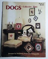 Dogs Collection 3 Detailed Cross Stitch Patterns Afghan Hound Rottweiler Whippet