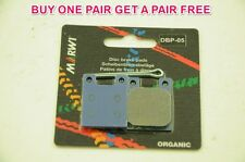 MARWI UNION ORGANIC DISC BRAKE PADS FOR HOPE 2-PISTON PRO/ SPORT 1+1 FREE DBP-05