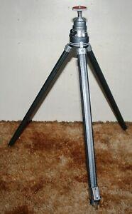 Bilora Stabilo 1115 Telescopic Film Camera Tripod With Ball Head