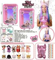 Na!Na!Na! Surprise Plush Collectible Assortment Cute Mini Soft Fashion Dolls