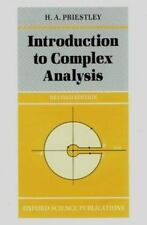 Introduction to Complex Analysis by Hilary A. Priestley (1990, UK-Paperback,...