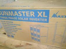 inverter fotovoltaico Mastervolt Sunmaster 10K XL KIT 3 inverter da 3,3kw 10kw