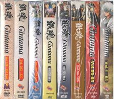 DVD Gintama Vol. 1 - 252 End 8 Box + DHL Express 3 days reach USA (Free 3 Anime)
