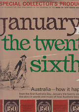 January The twenty Sixth-1967-Bank  NSW-Soundtrack-Record LP