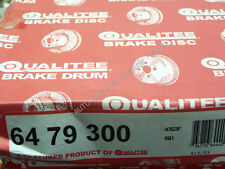 NOS Qualitee Canada R79300 Front Disc Brake Rotor fits Toyota Paseo