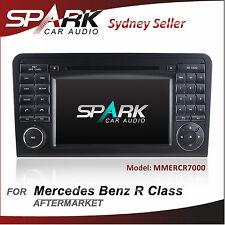 "7"" GPS NAVIGATION DVD IPOD BLUETOOTH FOR MERCEDES R CLASS R320/R350/R500/R63"
