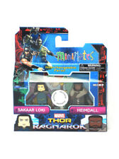 Marvel Minimates Sakaar Loki & Heimdall Thor Ragnarok Movie TRU Toys R Us New