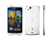 Sony Ericsson Xperia Arc in White Phone Dummy - Requisite, Decor, Advertising