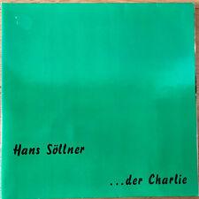 LP Hans Söllner …der Charlie. Vinyl. Gatefold. Trikont. Limited.