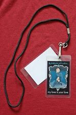 "WHITNEY HOUSTON ""MY LOVE IS YOUR LOVE"" & PLATINUM CLUB LAMINATED PASS w/LANYARD"