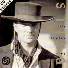★☆★ CD SINGLE STING This cowboy song 2-track CARD SLEEVE NEW SEALED ★☆★