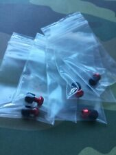 Benchmade Bedlam 860 - RED BACK Thumb Stud