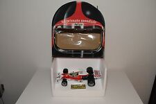 + POLISTIL 1/16 MC LAREN M23 F1 RACING CAR MINT BOXED RARE SELTEN RARO