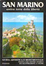 X53 San Marino antica terra della libertà Guida Artistica e Monumentale