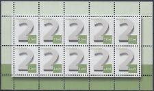 Bund 3042 Ergänzungsmarken 2 Cent im original 50ger Päckchen postfrisch (P-1183)