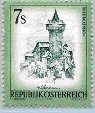 Austria 1432 bella Austria: castello Falchi pietra, Carinzia Obervellach 1973 **