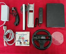 Nintendo Wii ► Mario Kart Pack 512mb negro incl. Motion plus ◄ + Donkey Kong