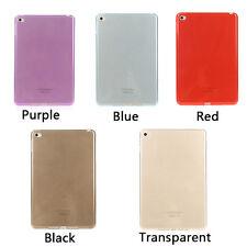Fashion TPU Clear Soft Slim Case Cover For APPLE iPad 2 3 4 5 6 Pro Mini 3 4 QP2